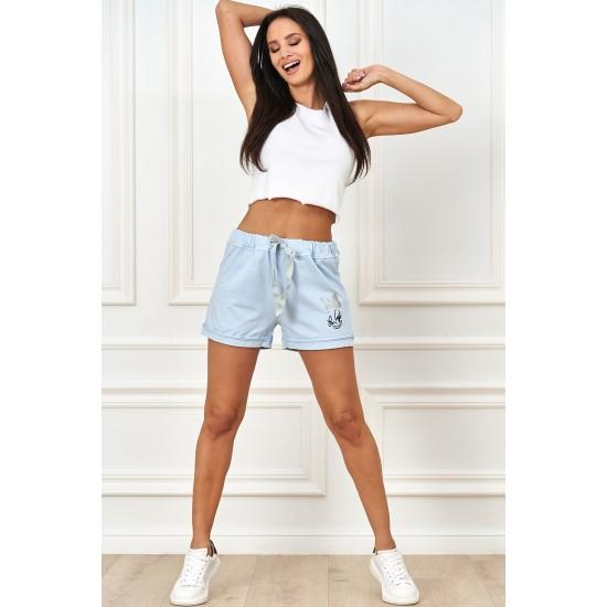 Bombažne kratke hlače Daisy